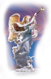 Photo of Annalias Angel Figurine