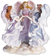 Seraphim Angels Collection - Heavenly Circle