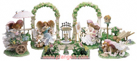 Seraphim Classic Garden of Angels Figurines